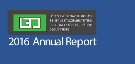 2016 évi pénzügyi beszámolók