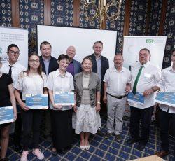 2019. június 13. Szeretem a szakmám díjátadó ünnepség