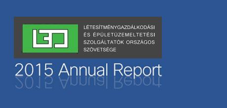 2015 évi pénzügyi beszámolók
