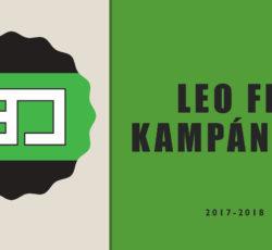 LEO kampányösszefoglaló